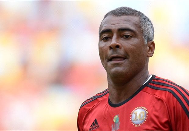 Romario tells Brazil: Stop the riots & enjoy the party