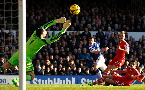 Seamus Coleman Everton Southampton Premier League