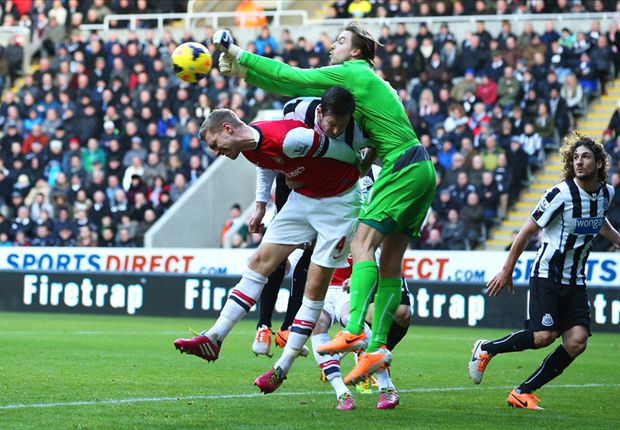 Newcastle keeper Krul determined to keep fighting for World Cup place