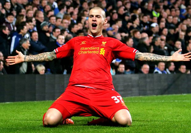 I nearly quit Liverpool - Skrtel