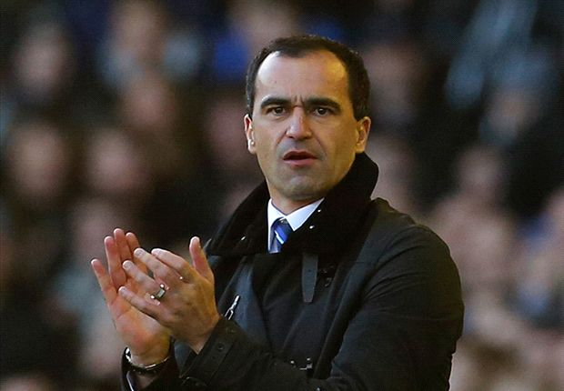 Roberto Martinez: Everton will challenge for fourth despite January caution