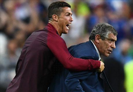 Has Ronaldo hit back at Mourinho?
