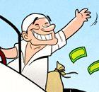 Veja os melhores cartoons de agosto!