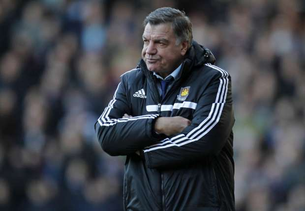 Allardyce defends West Ham team selection