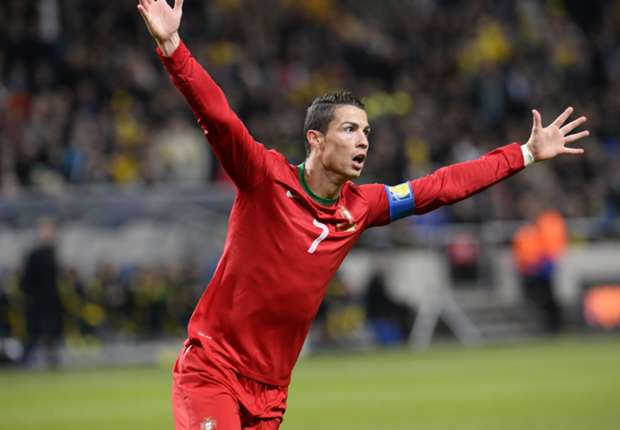 Ronaldo to be honored by Portuguese president