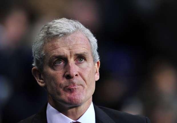 Hughes confident of Everton scalp for Stoke