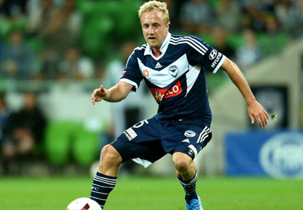 Melbourne Victory reject Japan offer for Mitch Nichols
