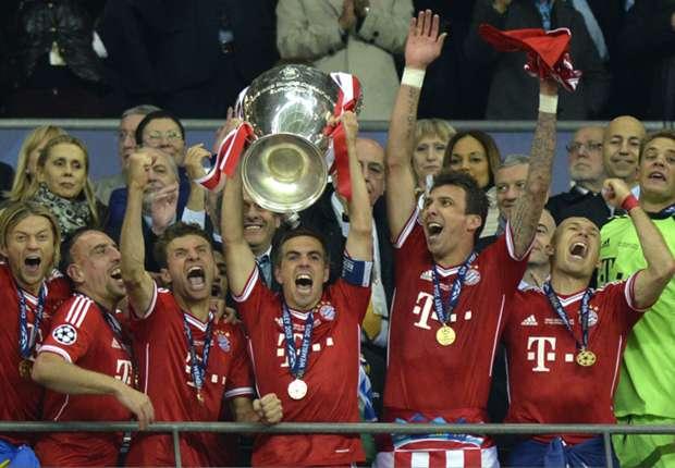 فدراسیون بین المللی آمار وتاریخ: بایرن بهترین باشگاه دنیا در سال 2013
