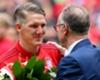 No Bayern return for Schweinsteiger