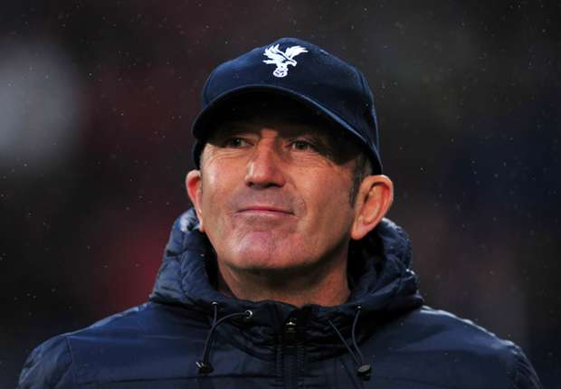 Pulis urges Crystal Palace fans to temper expectation