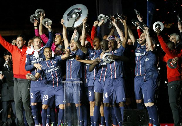 Phenomenal PSG rise proves the sky's the limit for football's new order