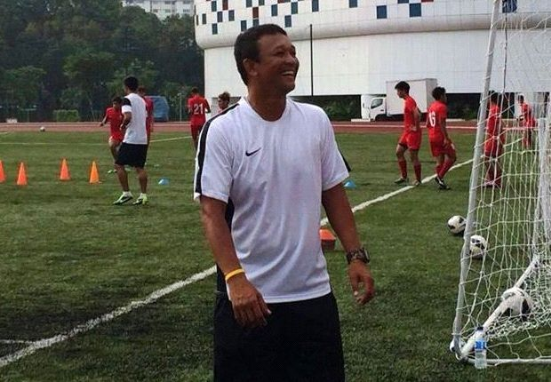 Fandi will hope his boys do well in their Indonesian training tour.