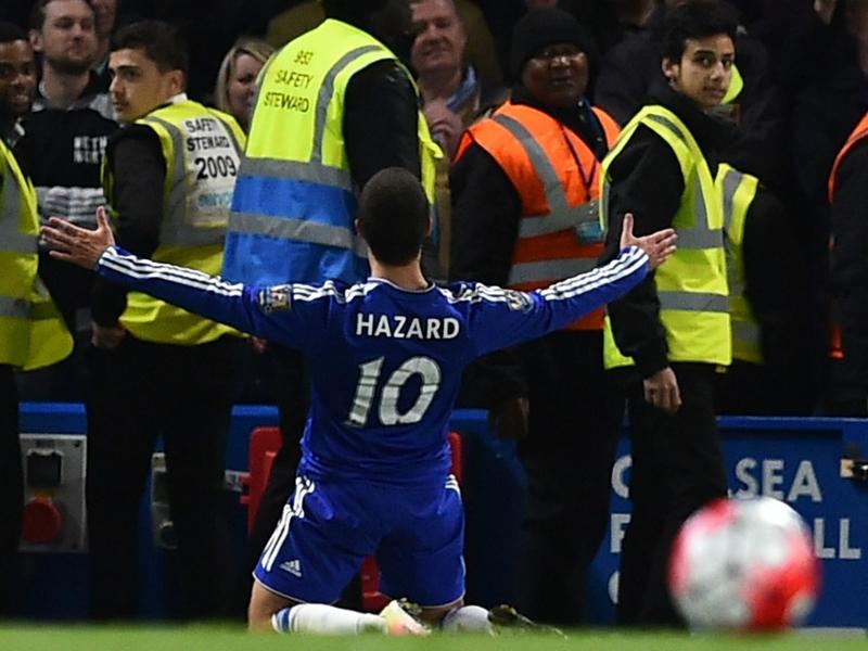 """Eden Hazard : """"Thorgan est meilleur que moi !"""""""