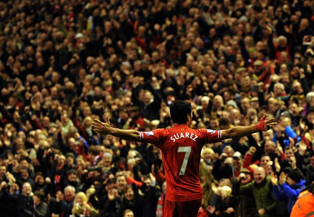 Liverpool 2-0 Southampton: Agger & Suarez get Reds back to winning ways