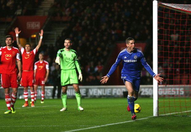 Torres volvió a marcar