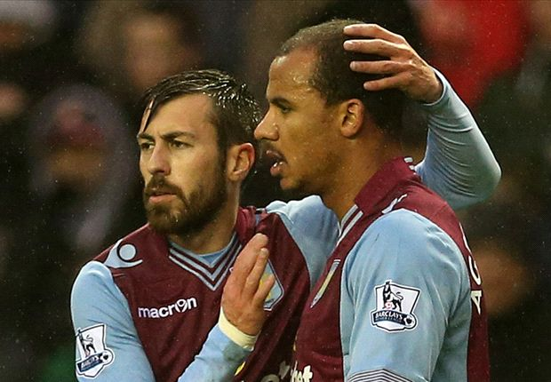 Sunderland 0-1 Aston Villa: Agbonlahor earns Lambert a first win in seven games