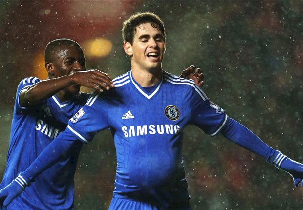 Mourinho lauds Oscar & Willian after Southampton win