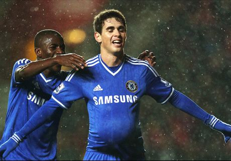 Transfer Talk: Monaco & PSG want Oscar