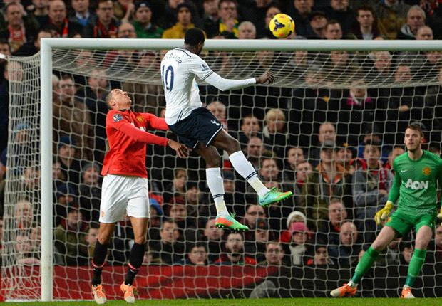 Sherwood hails 'unstoppable' Adebayor