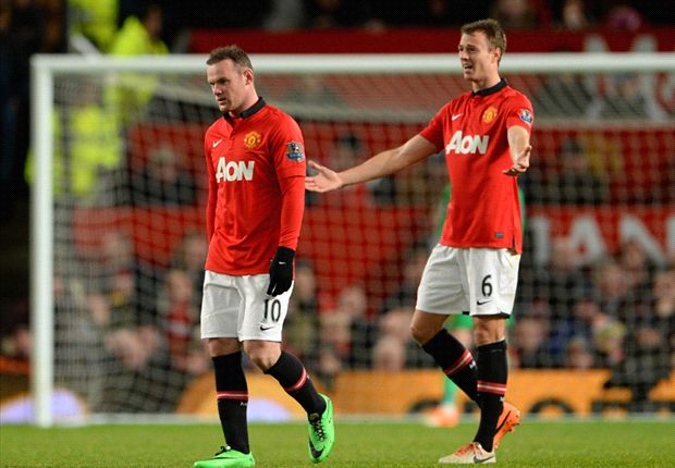 Rooney befindet sich momentan in Topform