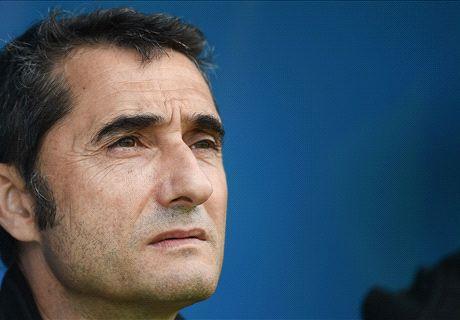 La indecisión de Ernesto Valverde