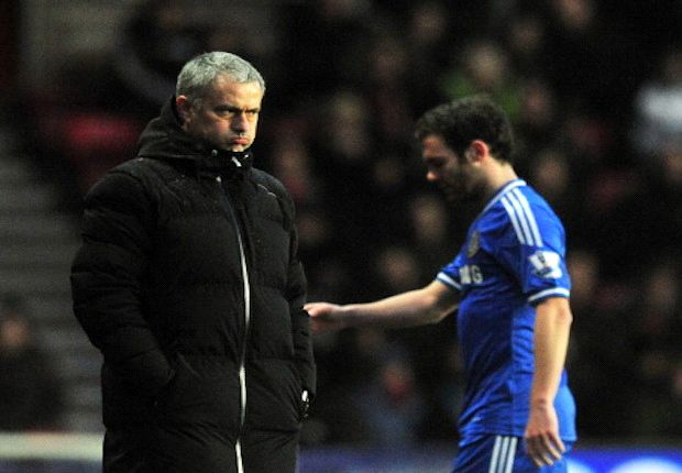 Mourinho: If Mata wants to leave, my door is open