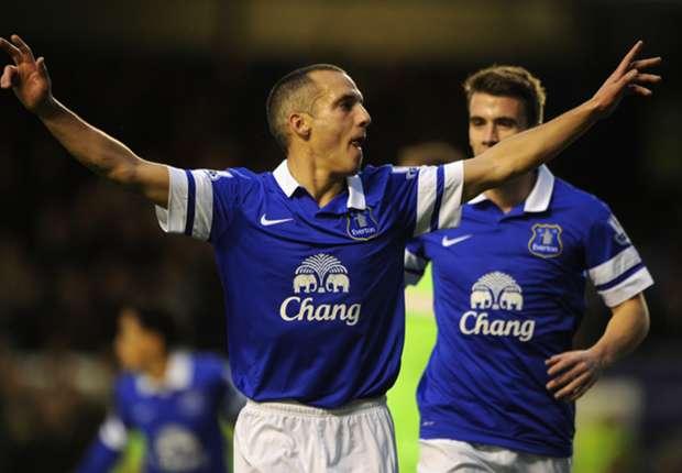 Everton boss Martinez praises Osman character