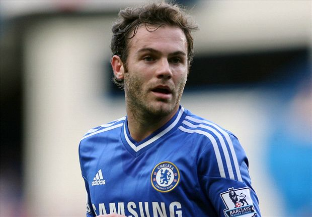 Report: Manchester United preparing Juan Mata bid