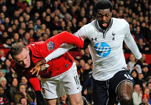 Tottenham goalkeeper Lloris praises 'decisive player' Adebayor