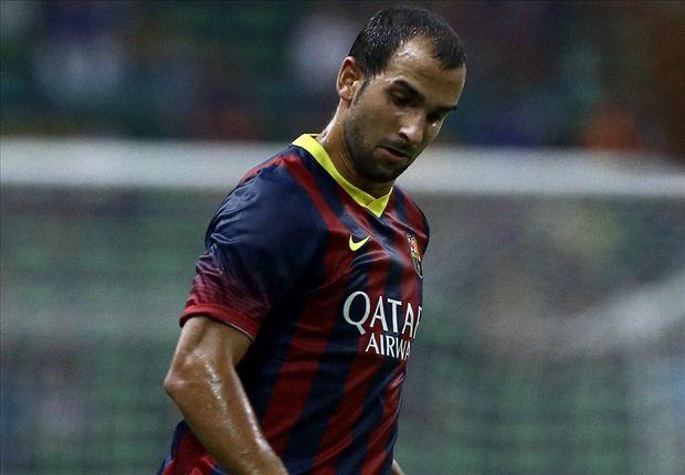 Martín Montoya podría renovar con el Barcelona en las próximas semanas