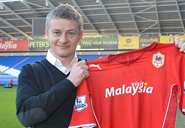Ole Gunnar Solskjaer secara resmi diumumkan sebagai manajer Carddiff City
