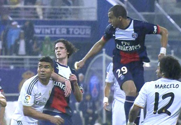 Real Madrid verslaat Paris Saint-Germain in Doha