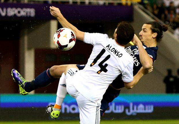 Jese Rodriguez erzielte das Tor des Tages für Real Madrid