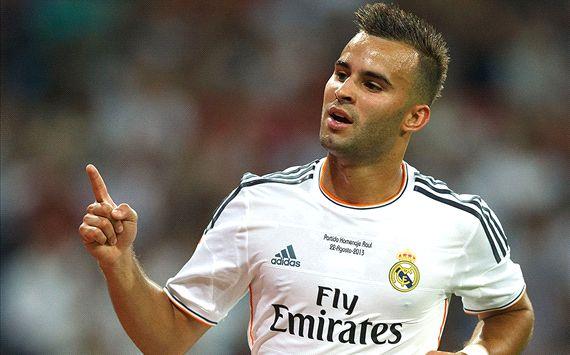 Jese Rodriguez Real Madrid 08222013