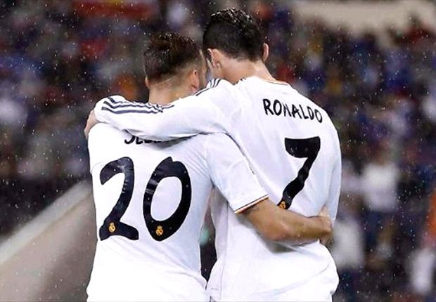 Cristiano Ronaldo is the best, insists Jese