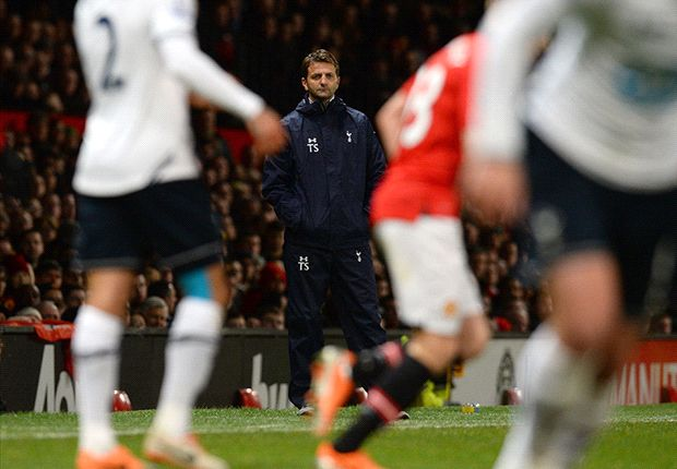 Anti-Villas-Boas: How Sherwood has turned Tottenham around