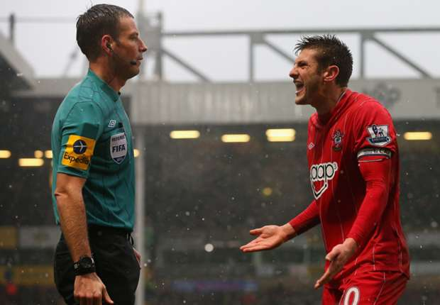 Southampton reject PGMOL decision on Clattenburg complaint