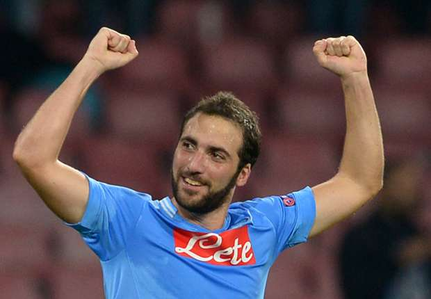 Higuain: Leaving Real Madrid for Napoli was the right move