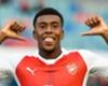 Iwobi: I turned down West Ham for Arsenal