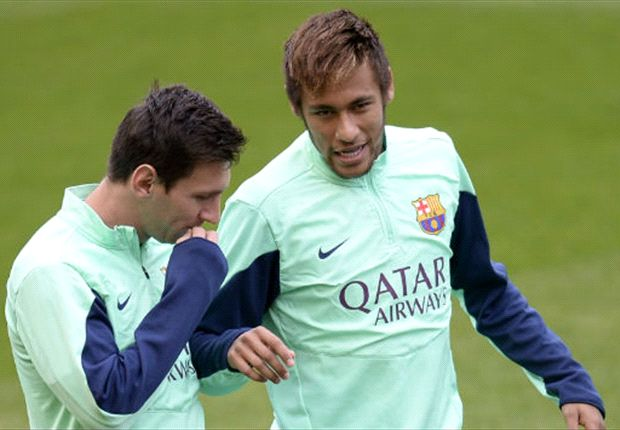 Barcelona reject 'fake' Neymar contract claims