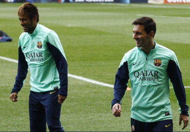 Messi está listo para volver