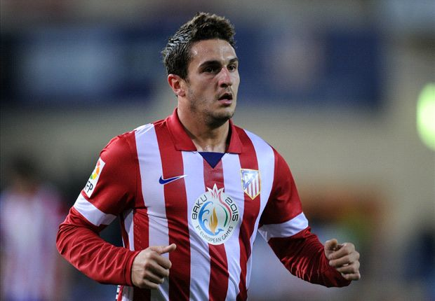 Koke wishes he could 'remove' Xabi Alonso from Real Madrid line-up