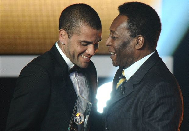 Pele: I'd love to play for Barcelona