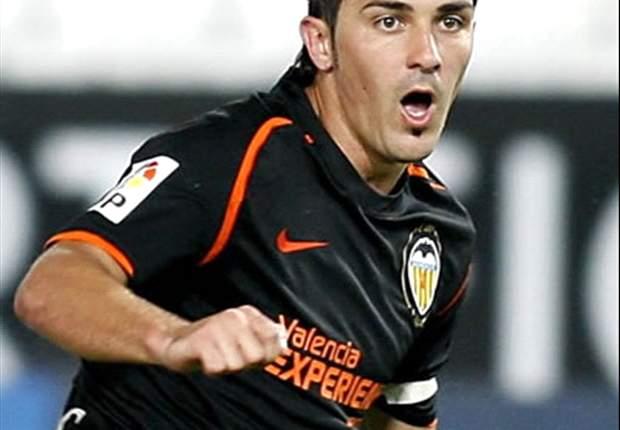 David Villa Closer to Manchester City