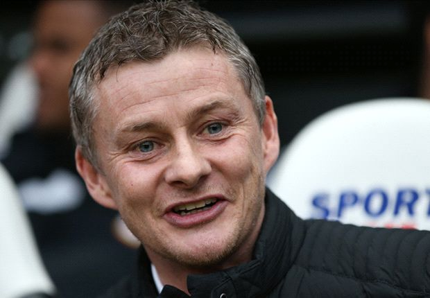 Solskjaer relishing Manchester City challenge