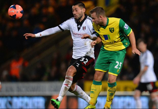 Norwich City 1-1 Fulham: Snodgrass leveller forces replay