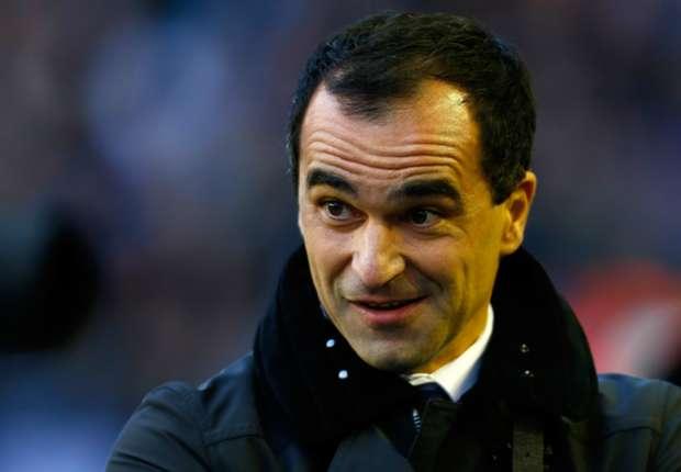 Martinez eyeing strong Everton run-in