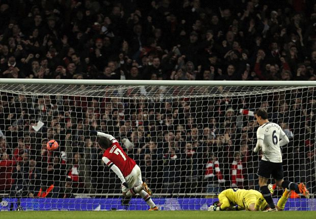 Arsenal dismantle naive Spurs
