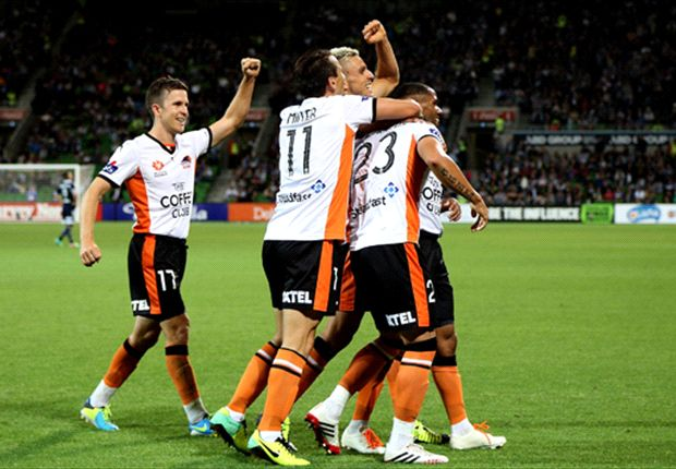 Mike Mulvey: Brisbane Roar on a mission