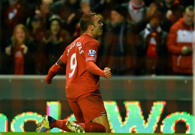 Rodgers hopeful Aspas will kick on after breaking Liverpool duck